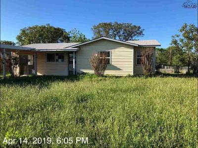 Wichita County Single Family Home For Sale: 124 James Drive