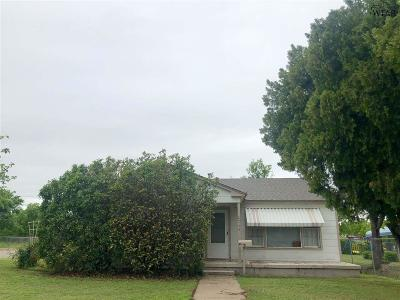 Wichita County Single Family Home For Sale: 2714 Lawrence Road
