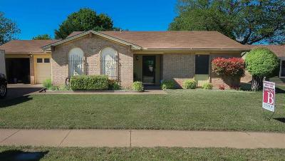Wichita County Single Family Home For Sale: 2216 Selma Drive
