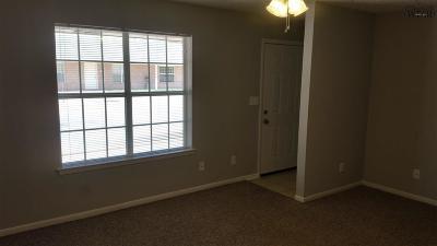 Wichita County Rental For Rent: 1519 Trigg Lane