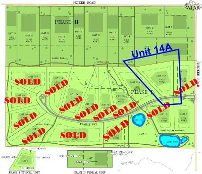 Archer County Residential Lots & Land For Sale: Unit 14a Prairie Way