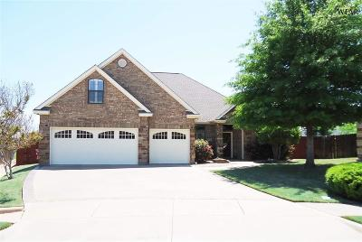 Wichita Falls Single Family Home For Sale: 4 Maplewood Court