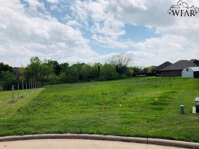 Wichita County Residential Lots & Land For Sale: 2 Shadow Ridge Court