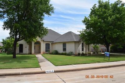 Wichita County Single Family Home For Sale: 4313 Grants Glen