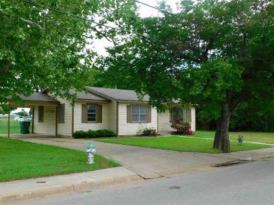 Burkburnett Single Family Home For Sale: 403 S Preston Road