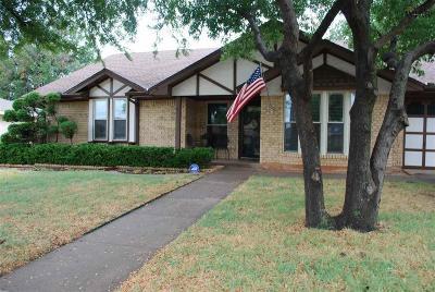 Wichita Falls Single Family Home For Sale: 2810 Cromwell Avenue