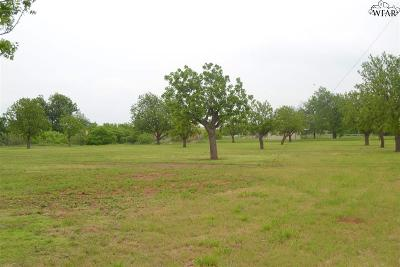 Wichita County Residential Lots & Land For Sale: E Fm 367
