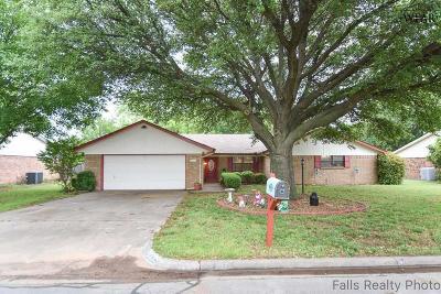 Burkburnett Single Family Home For Sale: 927 Tejas Drive