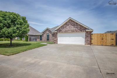 Single Family Home Active W/Option Contract: 1716 Woodridge Drive