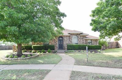 Wichita Falls Single Family Home For Sale: 6 Merle Circle