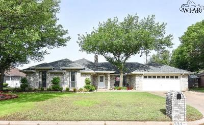 Burkburnett TX Single Family Home For Sale: $284,900