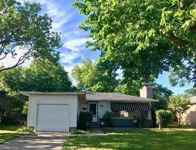 Wichita Falls Single Family Home For Sale: 1566 Carol Lane