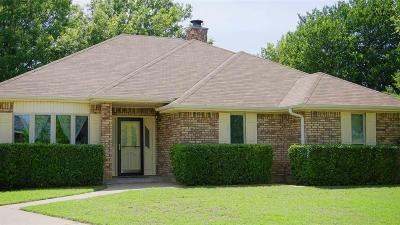 Wichita Falls Single Family Home Active W/Option Contract: 3 Wimberly Terrace