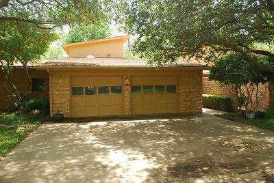 Burkburnett TX Single Family Home For Sale: $154,000
