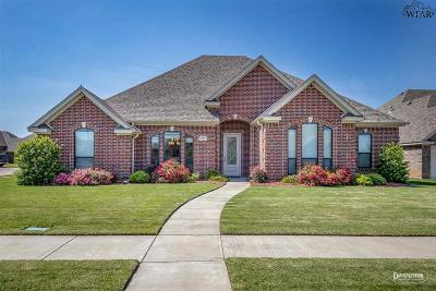 Wichita Falls Single Family Home For Sale: 8 Clover Court