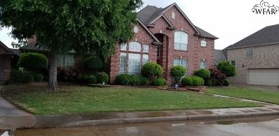 Archer County, Baylor County, Clay County, Jack County, Throckmorton County, Wichita County, Wise County Single Family Home For Sale: 1517 Tanglewood Drive