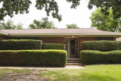 Wichita Falls TX Single Family Home For Sale: $149,900