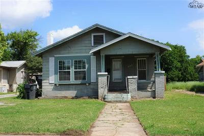 Wichita Falls Multi Family Home For Sale: 2142 Avenue F