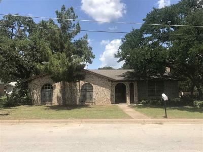 Jack County Single Family Home For Sale: 1400 W College Street