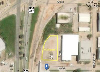 Wichita County Residential Lots & Land For Sale: 100 Elm Street
