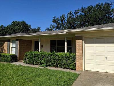 Wichita Falls TX Single Family Home For Sale: $98,500