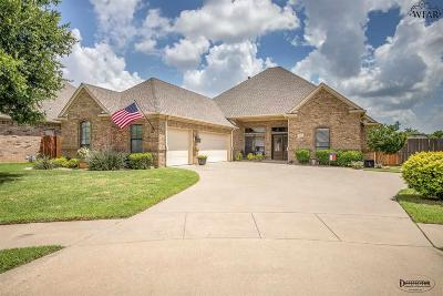 Wichita Falls Single Family Home For Sale: 7 Maplewood Court