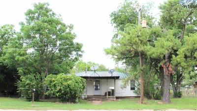 Clay County Single Family Home For Sale: 704 E Commerce Street