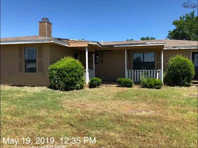 Single Family Home For Sale: 1550 Fm 368
