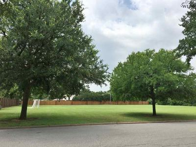Wichita County Residential Lots & Land Active W/Option Contract: 2311 Irving Place