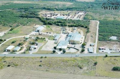 Commercial Active W/Option Contract: 401 Hwy 281