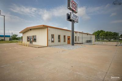 Wichita Falls TX Commercial For Sale: $299,900