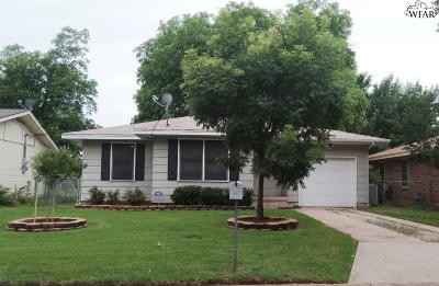 Wichita Falls Single Family Home For Sale: 2812 Foster Avenue