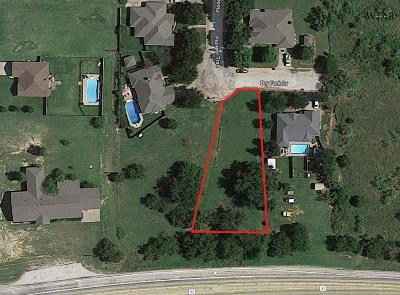 Clay County Residential Lots & Land Active W/Option Contract: 105 Dry Fork