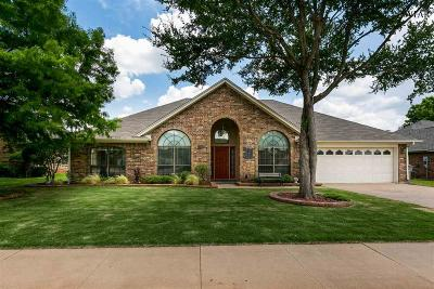 Wichita Falls Single Family Home Active W/Option Contract: 3009 Lombard Drive