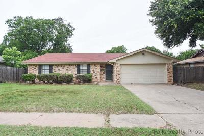 Single Family Home Active W/Option Contract: 4664 Bunny Run Drive