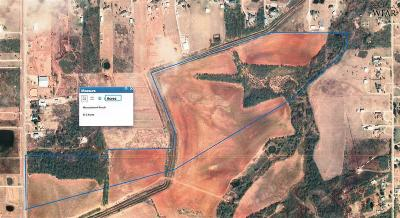 Wichita County Residential Lots & Land For Sale: 97.5 Fm 369
