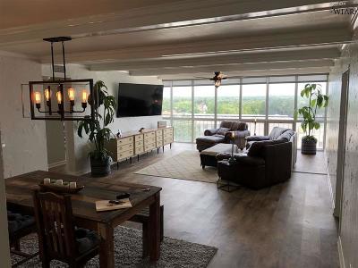 Wichita Falls Single Family Home For Sale: 2100 Santa Fe Street