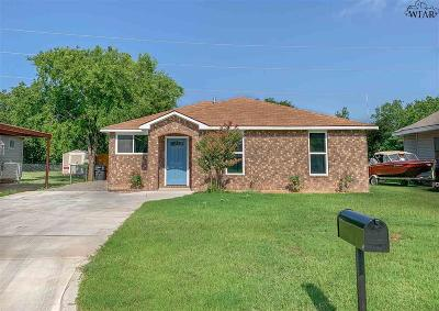 Wichita Falls Single Family Home For Sale: 2910 Pennsylvania Road