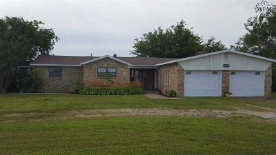 Clay County Single Family Home For Sale: 7192 State Highway 79 North