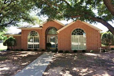 Single Family Home For Sale: 1509 Bentwood Drive