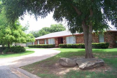 Wichita County Single Family Home Active-Contingency: 306 W Highland Avenue
