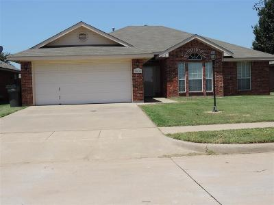 Wichita Falls Single Family Home For Sale: 5010 Bayberry Drive