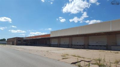 Commercial Lease For Lease: 100 Fort Worth Street
