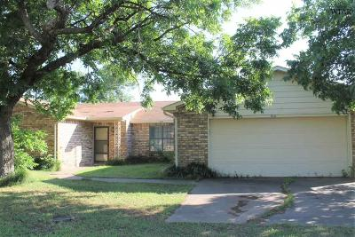 Clay County Single Family Home For Sale: 512 S Central Street