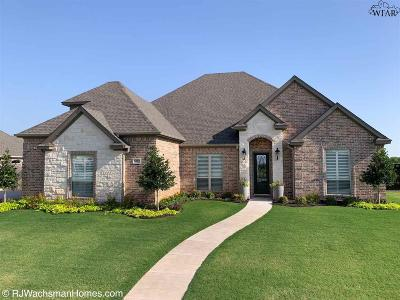 Wichita County Single Family Home For Sale: 5327 Waterford Drive