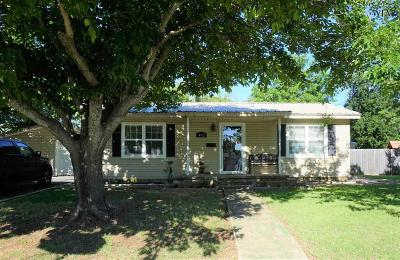 Clay County Single Family Home For Sale: 402 S Red River