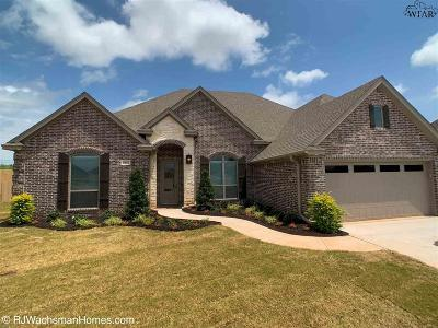 Wichita Falls Single Family Home For Sale: 5142 Cathedral Lane