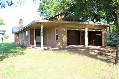 Wichita Falls Single Family Home For Sale: 137 Cotton Street