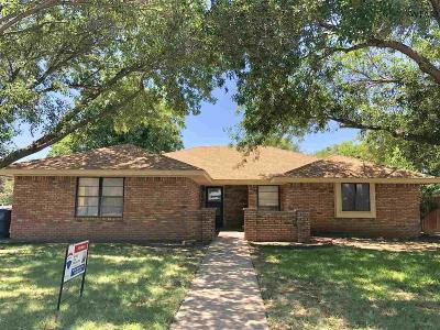 Wichita County Single Family Home For Sale: 4820 Rhea Road