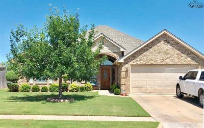Wichita County Single Family Home For Sale: 5057 Eastridge Drive